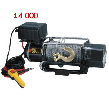 8000 Lb. Electric Winch with Automatic Brake